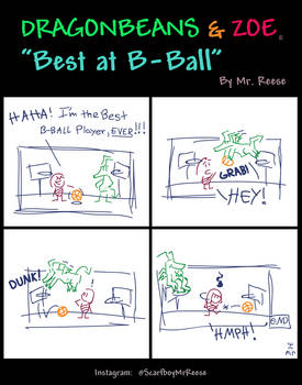 Zoe - Best At Basketball