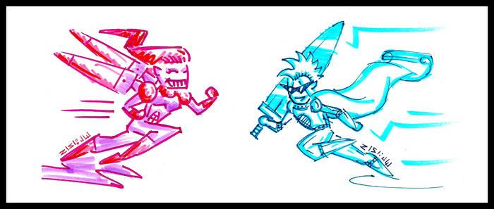 Robo Knights! (Dokapon)