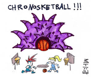 Chrono Basketball