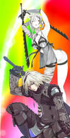 Nier and Kaine