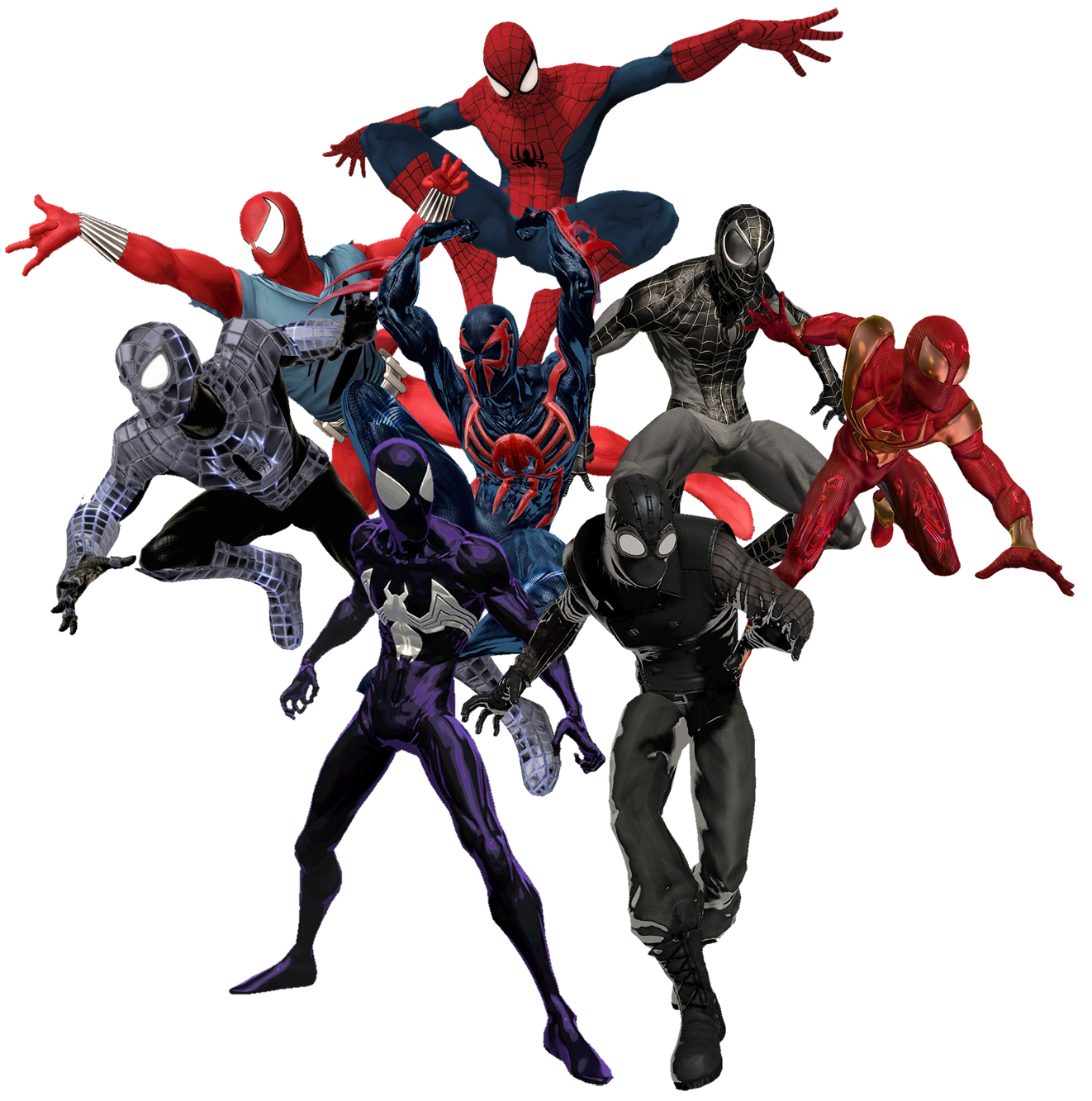 Spider-Man Shattered Dimension by GIOVANNIMICARELLI on ...