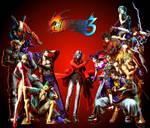Bloody Roar 3 group