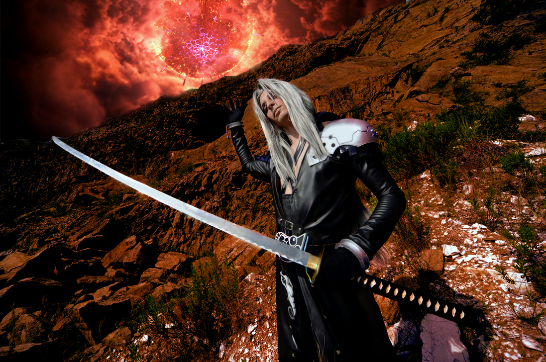 Tamarro Sephiroth by GIOVANNIMICARELLI