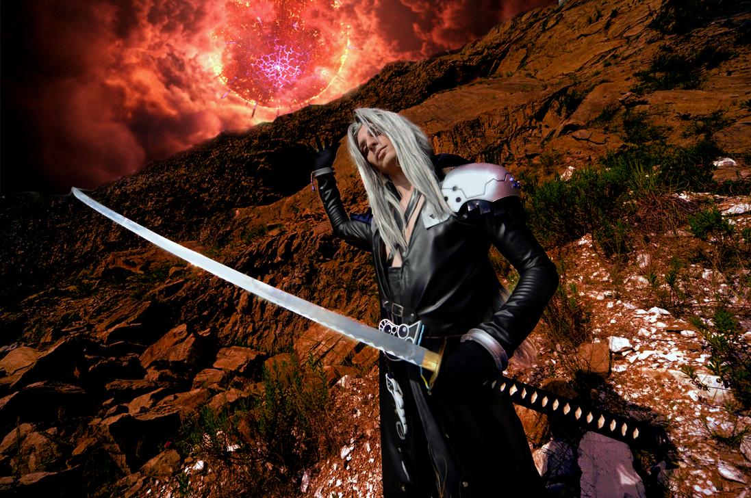 Tamarro Sephiroth by GIOVANNIMICARELLI