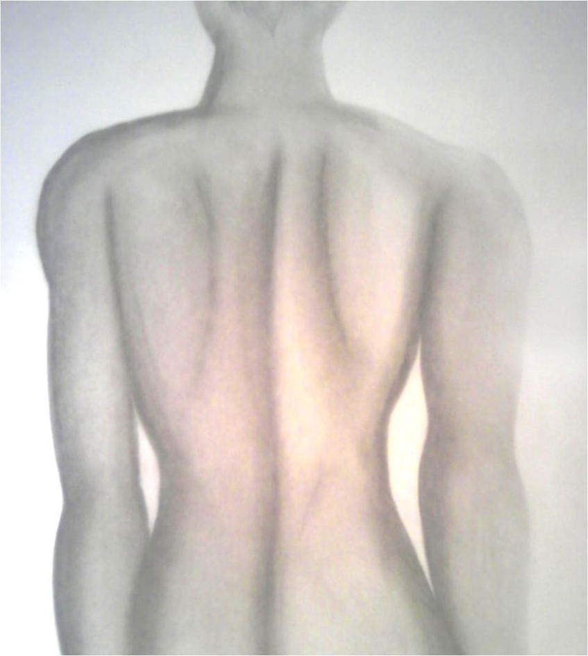 Human Back--Female by chibirei143 on DeviantArt