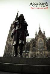 Assassin's Creed Brotherhood by x-nightfire-x