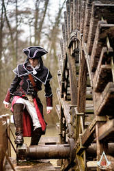 Assassin's Creed 3 - William and the watermill