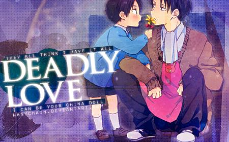 Deadly love. by NanyChann