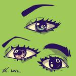 Eyes #DATutorialEye (2021)