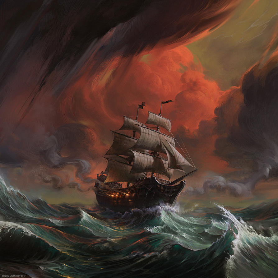 The Triumph of Piracy by DinoDrawing