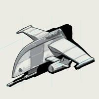 Hawk beak TN2486