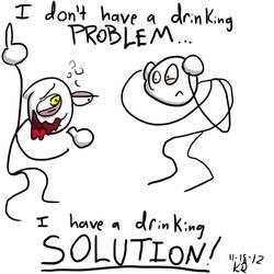 Drinking Solution