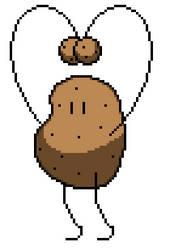 Potat Sends Good Vibes
