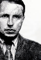 Georges Bataille by mc1984