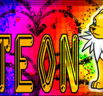 Jolteon Rainbow Sig by thisbemoo