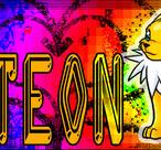 Jolteon Rainbow Sig by thisbemoo