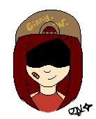 Elf Gift 2018: 90's Ginny Wesley. by Cherry-the-ninja