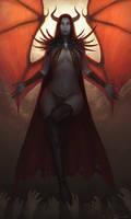 Demoness by DanRobArt