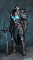 Arthas redesign. by DanRobArt