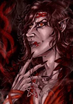 Portrait of Raven