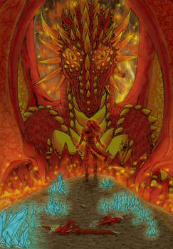 Jirgil and a Dragon