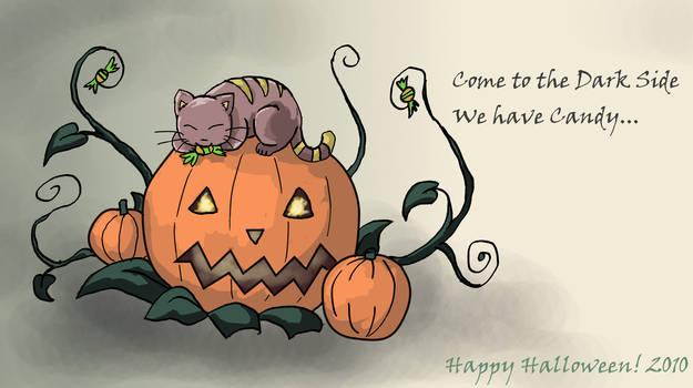 Halloween mrawwr