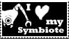 I Heart my Symbiote by swiftblight