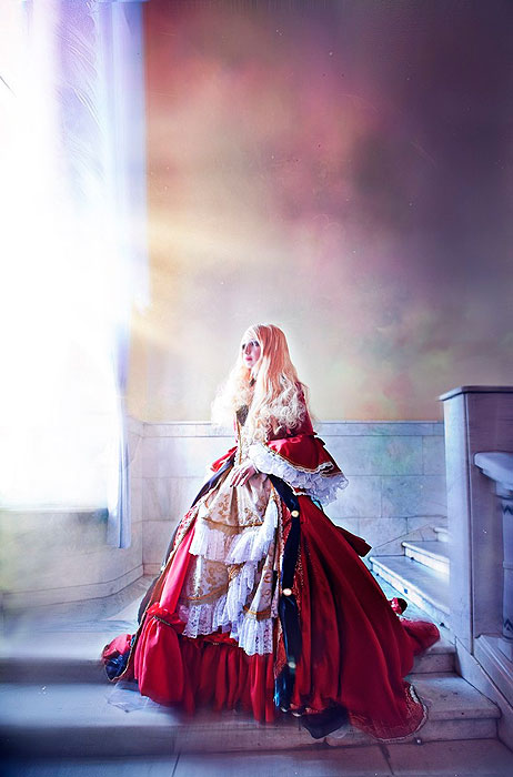 Versailles Hizaki AM by luiren