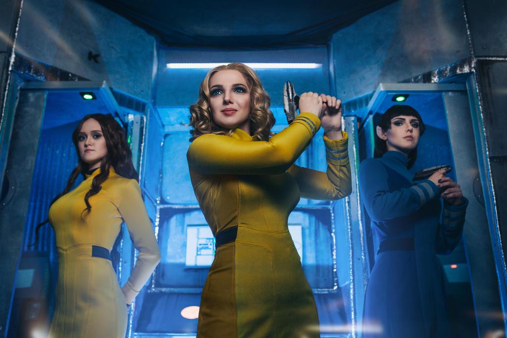 Star Trek photoshots by luiren