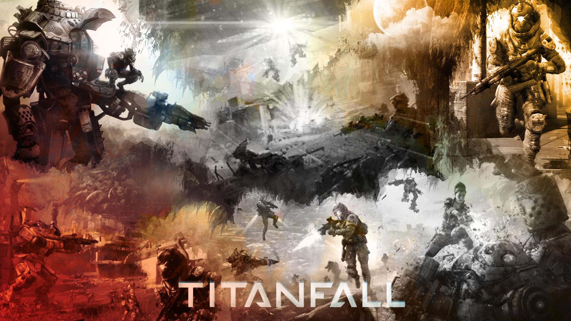 Titanfall wallpaper by psygnos1s on deviantart - Epic titanfall 2 wallpapers ...