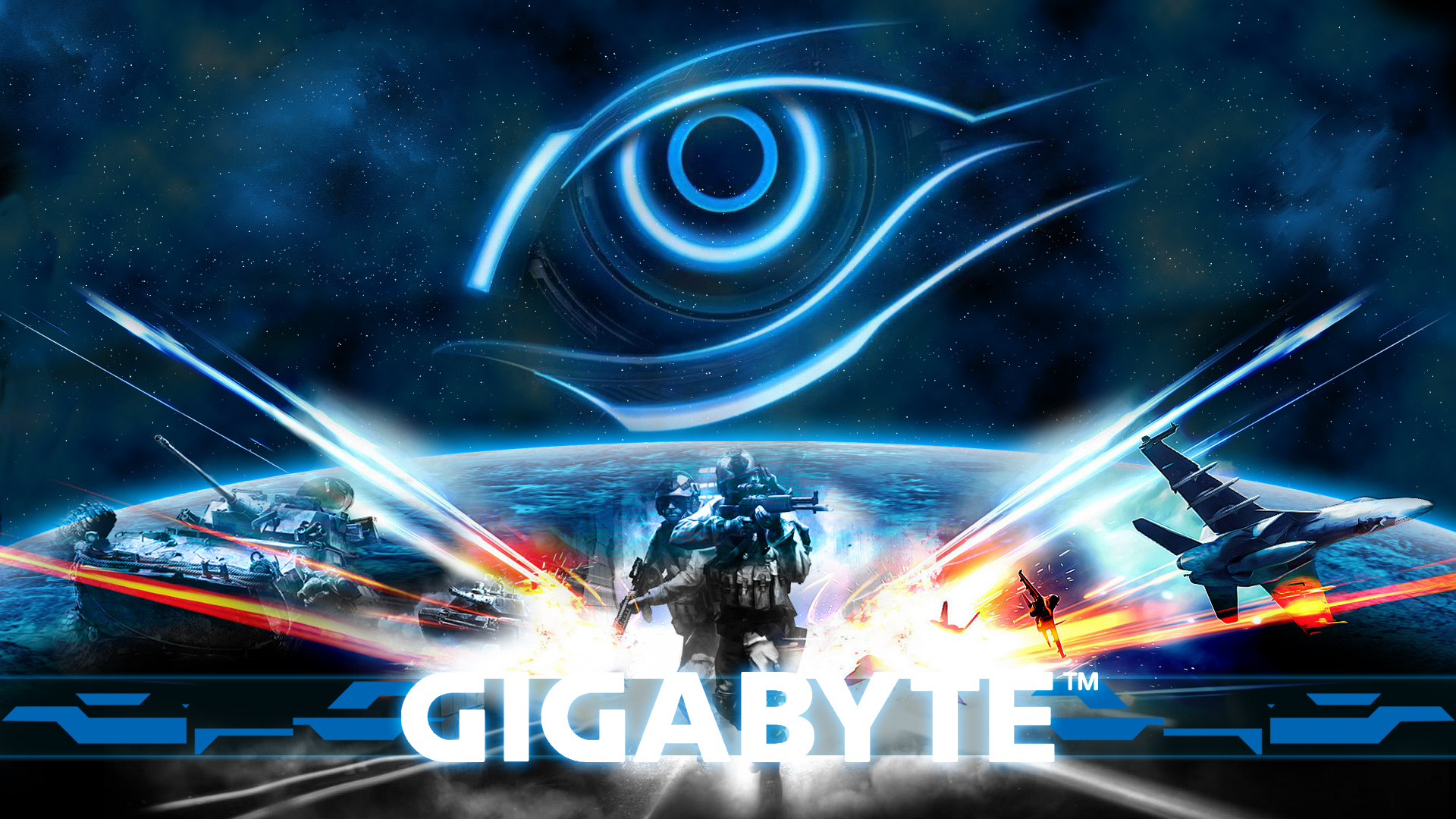 Gigabyte Wallpaper