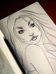 ... from my sketchbook.