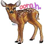 Deer Fawnnnn Tagggg by felw