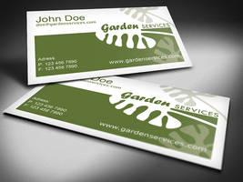 Gardening-Business-Cards-Idea by BorceMarkoski