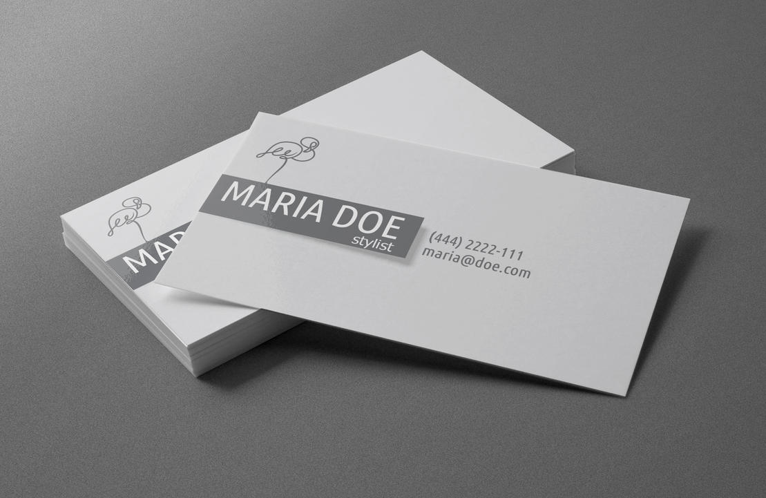Personal cards templates etamemibawa personal stylist business cards free template by borcemarkoski colourmoves Images