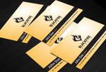 Blackfire Business Card Template Free
