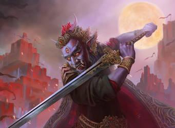 Sword of Drunken Knight