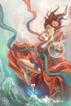 Almanisus, Demon of Aquarius