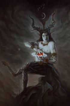 Aljideyus, Demon of Capricorn