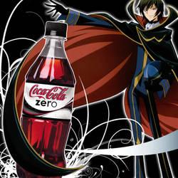 Coca Cola ZERO by Tatsu87