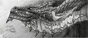 Random dragon by Tatsu87
