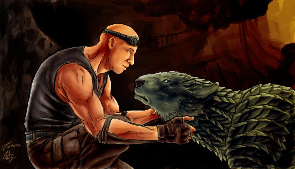 Riddick by Tatsu87