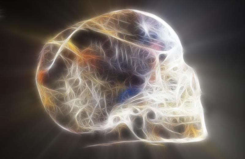 Crystal Skull by MysticalMike