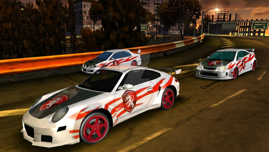 Need For Speed Carbon Psp By Megamata2001 On Deviantart