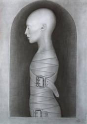 Sculpture - left