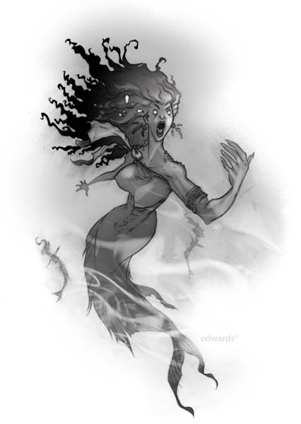 Scion:GOD Siren by basicnoir