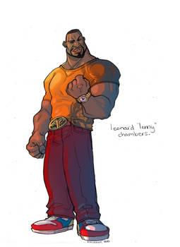 Leonard 'Lenny' Chambers