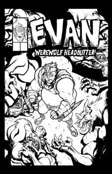 Evan Werewolf Headbutter!