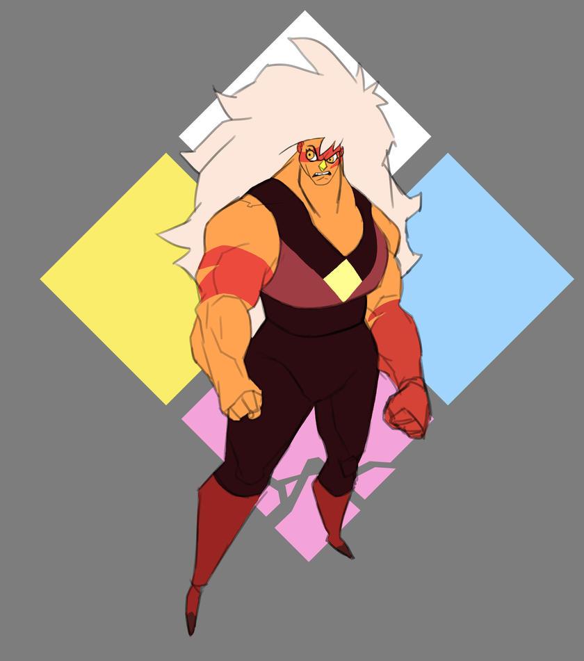 Jasper by basicnoir