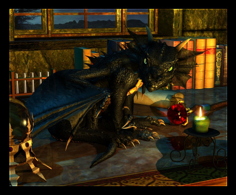 The Alchemist's Assistant